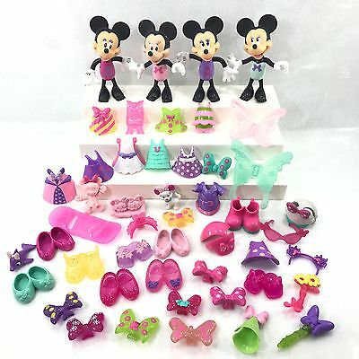 Fisher Price Snap N Style Minnie Mouse Large Add On Lot Of Extras & More (#14)