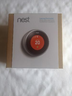 Nest Learning Thermostat 2nd Generation T200377