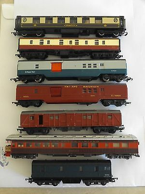 Triang Hornby, Hornby and American Coaches, Job Lot