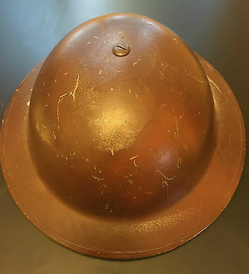 WW2 British Mk.II Helmet with Liner