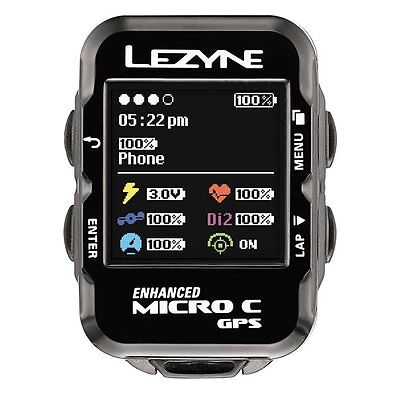 Lezyne Micro Colour GPS Cyclocomputer