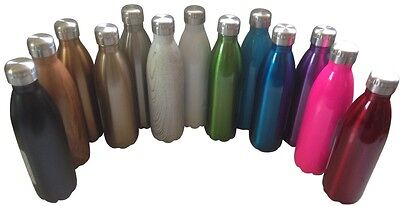 750ml Oasis D.Line stainless steel thermo double walled insulated drink bottle