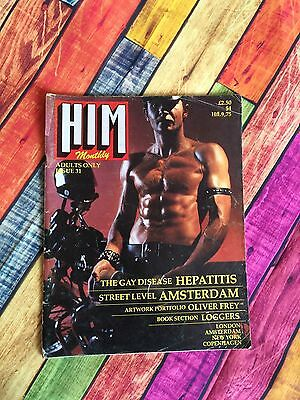 Gay Interest - Look At Cover For Title