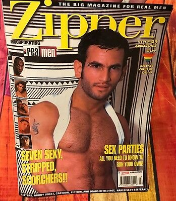 Gay Magazine - Gay Interest - Look At Cover