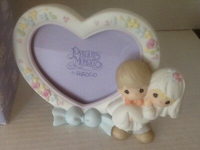 Precious Moments Wedding Picture Frame