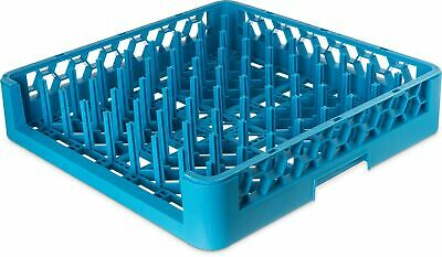 Brand New Carlisle ROP14 OptiClean Open End Peg/Tray Rack, Blue (Pack of 6)