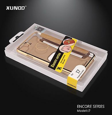 2 Pcs - Genuine XUNDD Encore Series Leather Case of iphone 7 for $27 only