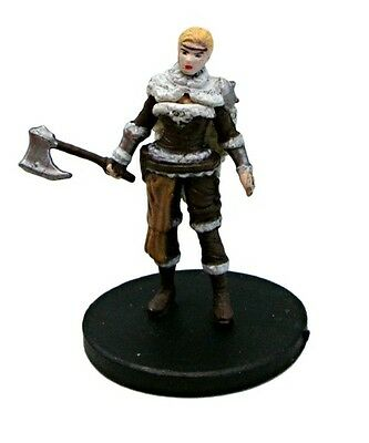 Dungeons and Dragons 5e Miniatures: Tyranny of Dragons - #13 Female Barbarian