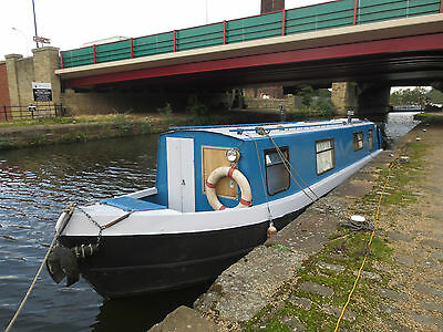 40ft Canal Narrowboat Cruiser