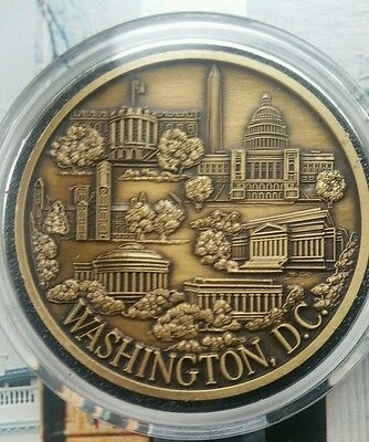 U.S.A MONUMENTS OF Washington  DC COIN ***Collectors***
