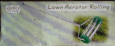 New (When Originally Purchased) Never Used. 'garden Tool' Lawn Aerator Rolling