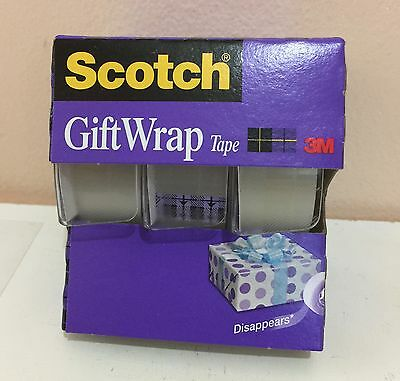 3 X 3 Meter Each Scotch Gift Wrap Tape Cello Tape