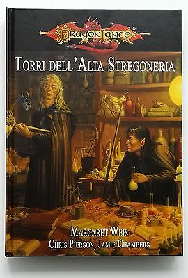 ★ Nuovo Ita ★ Dragonlance Torri Dell'alta Stregoneria D&d Dungeons And & Dragons