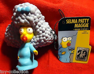Selma Patty Maggie - SIMPSONS 20 Years Anniversary Collection
