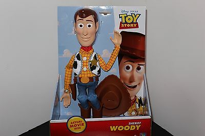 Disney Toy Story - Actual Movie Size Woody New