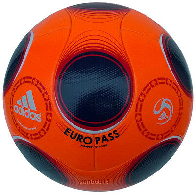 Adidas Europass Powerorange Euro 2008 Authentic Match Ball Fifa Aproved Footgolf