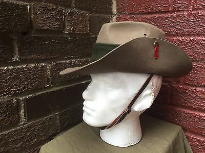 Irish Citizen Army slouch hat Cronje 1916 Easter Rising  size 60