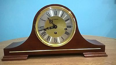Napoleon Hat Shape Westminster Chimes Mantle Clock by F.H.S of Germany