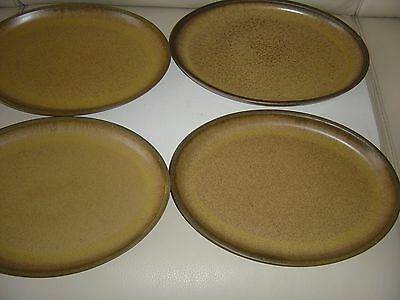 Denby Romany Large Oval  Plates of 4