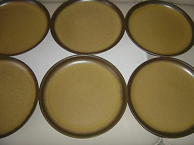 Denby Romany Dinner Plates of 6
