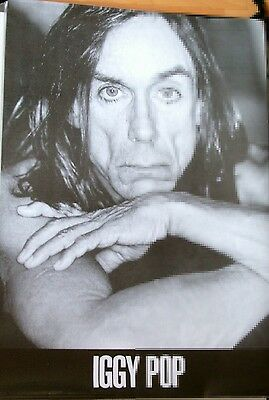 IGGY POP Large poster