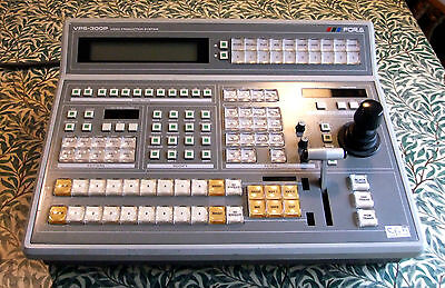 For-A VPS-300P Video Production System. 8 Channel Switcher & Effects Unit.