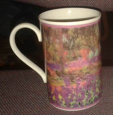 "Dunoon Impressionists ""Giverny"" Claude Monet Stoneware Mug"