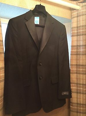 """Marks & Spencers Dinner Suit Jacket 38"""" Chest Long Regular Fit New With Tags"""