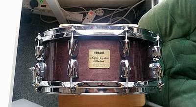 Yamaha Maple Custom Absolute snare drum 5.5x14