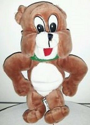 Peluche Cane Tom And Jerry Collezione Kinder Maxi