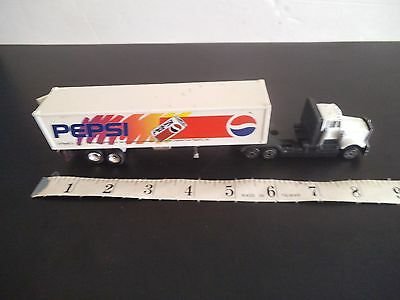 Ho Scale Pepsi Trailer And Truck