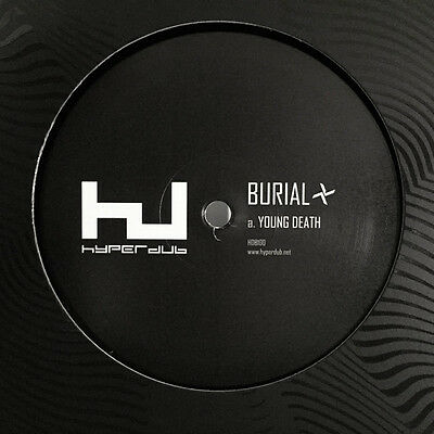 """bURIAL: yOUNG dEATH / nIGHTMARKET 12"""" nEW sEALED vINYL rECORD"""
