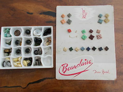 Old Buttons , Assorted