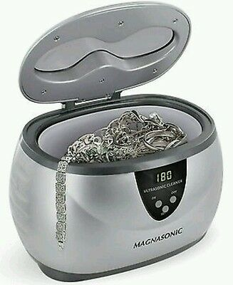 MAGNASONIC Digital Ultrasonic Jewelry Cleaner MGUC500