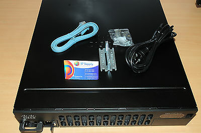 Cisco ISR4351/K9 4000 Integrated Service Router Fully Tested 6MthWtyTaxInv