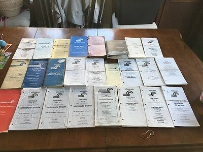 Vintage Conrail  Lot Timetable Safety Rules Agreement Brakes Firemen 25 Pieces