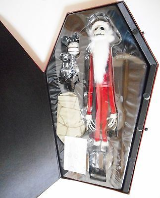 NIGHTMARE BEFORE CHRISTMAS Miracle Action figure DX Santa Jack Medicom Toy