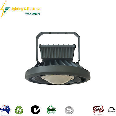 LED 160W High Bay Light 5000K Industrial Factory Commercial 5 Years Warranty