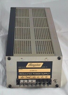 Acopian A24MT550 24V DC Regulated Linear Power Supply