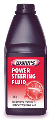 Wynns Power Steering Top Up Fluid 189890 PSF with Seal Conditioners