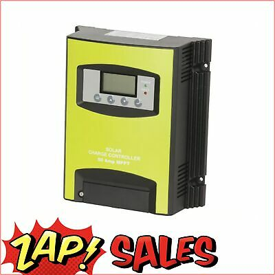 5%Off with PERCENT5 Code: 50 AMP MPPT Solar Charge Controller