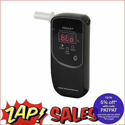 5% off with PLUG5 Code: Fuel Cell Breathalyser