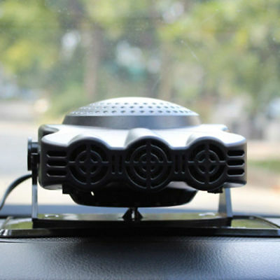 New Style 12V 150W Portable Car Heating Cooling Fan Heater Defroster Demister XG