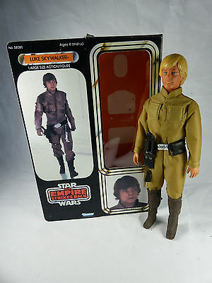 "Star Wars 12"" - Luke Bespin - Custom Prototype Version - Unproduced - boxed"