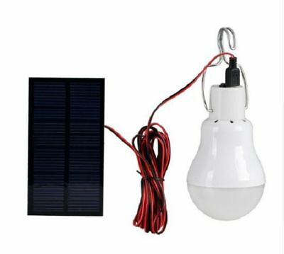 Solar Powered Led Lighting System Bulb Solar Panel Travel Used Light HIOL009