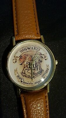 Harry potter watch-Brown strap