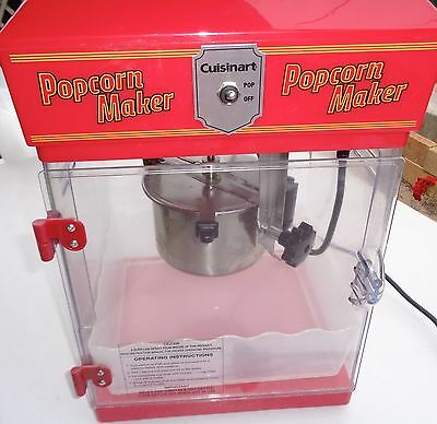 POPCORN MACHINE - Cuisinart Theatre Style - pick up only NSW 2131