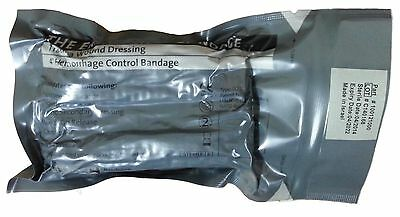 """First Care Products Military 4"""" Inch Israeli Emergency Compression Bandage IFAK"""