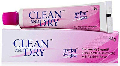 Clean & Dry Intimate Wash For Better Whiter Vagina Not Feel Any Irritation 15 Gm