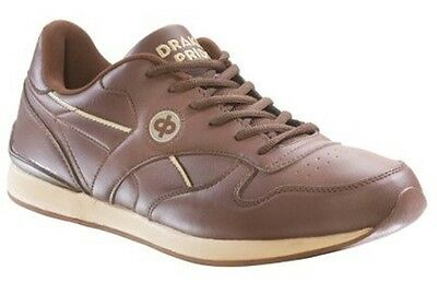Drakes Pride Solar Men's Bowls shoes - Tan